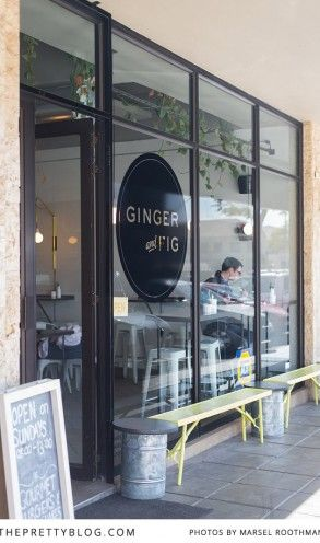 | Ginger and Fig restaurant | Photographer : Marsel Roothman