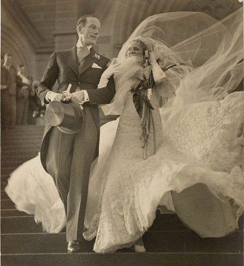 1920's wedding