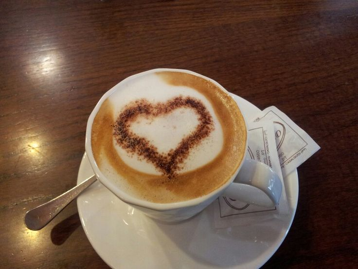I love coffee! Especially in Italy....
