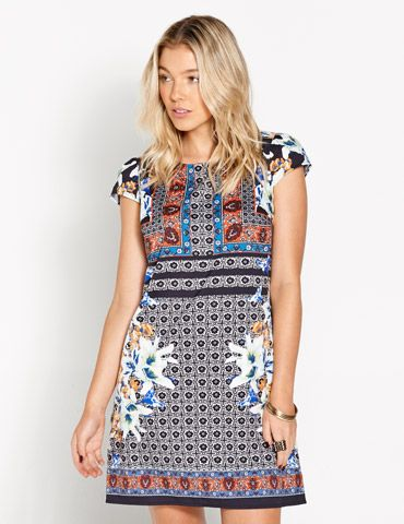 Loving Life Shift Dress