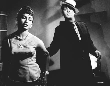 Helen and Shammi Kapoor.