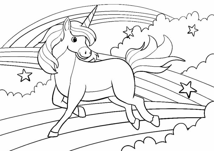 1001 Ideen Fur Ausmalbilder Einhorn Fur Kinder Ausmalbilder Einhorn Zum Ausmalen Ausmalbilder Tiere