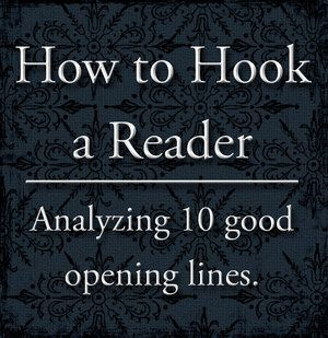 How to Hook a Reader by LauraMizvaria on deviantART