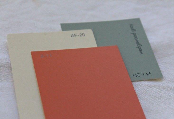 Curb Appeal Paints & Palettes 8 Best Oranges for Front Door; Gardenista