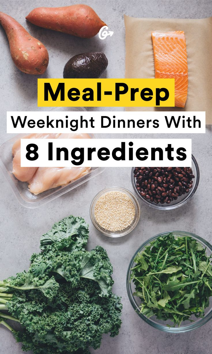 Good-bye, pizza delivery man.  #greatist http://greatist.com/eat/meal-prep-dinner-to-last-all-week