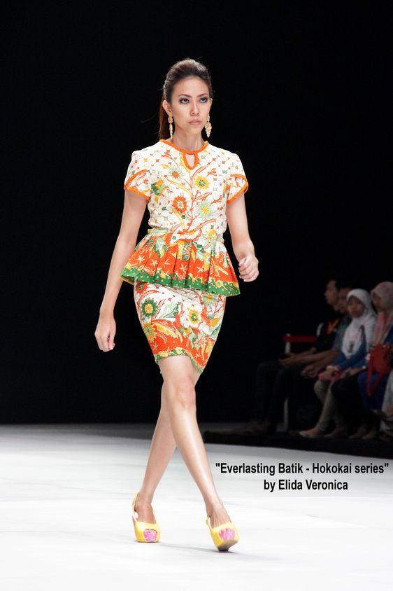 "HOkokai series ""everlasting batik"" for IFW 2014 www.everlastingbatik.co.id"
