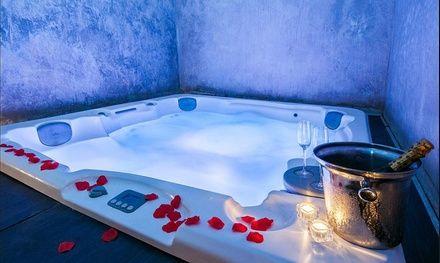 """Mérida: 1 o 2 noches para dos con spa y opción a pack """"50 sombras de Grey"""" en el Hotel & Boutique Spa Adealba 4*"""