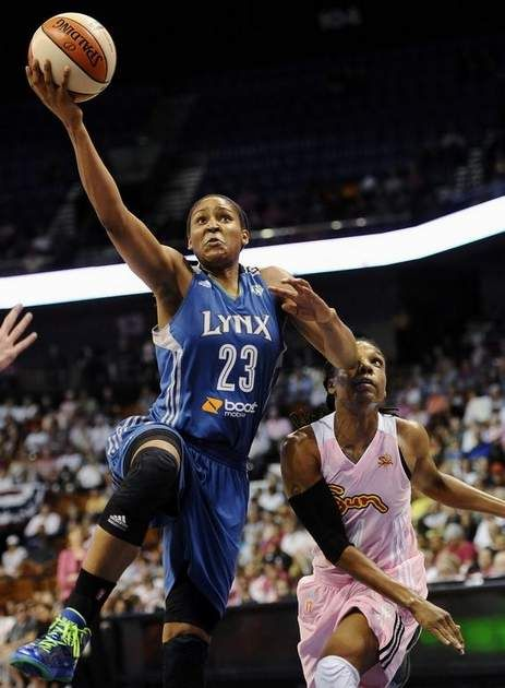 WNBA: 5 things to look for this season - Maya Moore and the Minnesota Lynx have put together quite a run over the past three seasons, winning two WNBA championships and reaching the finals the other year. Read more: http://www.norwichbulletin.com/article/20140516/SPORTS/140519563 #WNBA #CTSun #MinnesotaLynx #Connecticut #Basketball