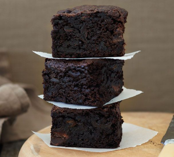 The Ultimate Chocolate Brownie - Annabel Langbein