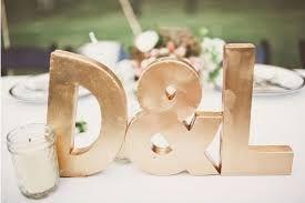 decoracion para bodas en dorado