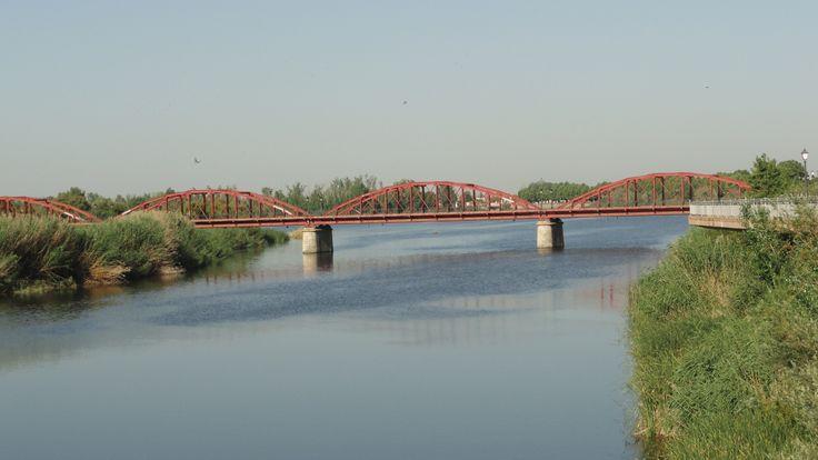 Puente Reina Sofia #MarcaTalavera #Talavera