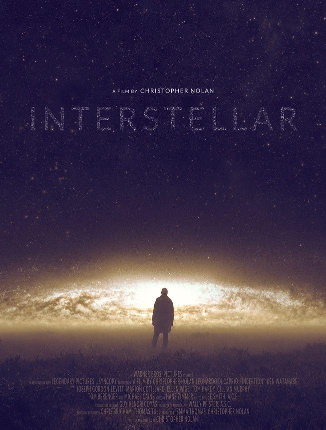 Movie Poster: Interstellar