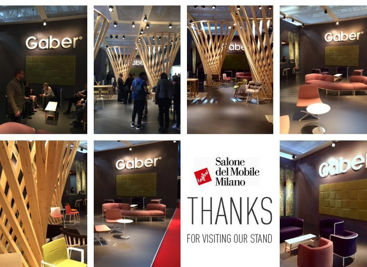 Gaber pictures from Salone Del Mobile #swcontracts #furniture #italian #southafrica #johannesburg #capetown #durban #portelizabeth