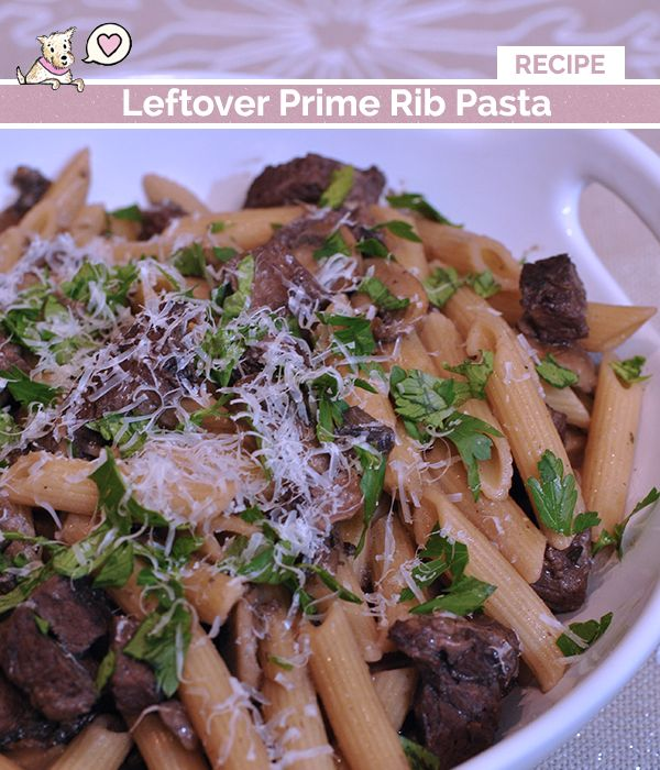 Leftover Prime Rib Pasta ~ made this tonight (03/05/16), and it was great! Would even make it without the meat. Delicious flavors!