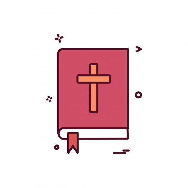 Livro Biblia Icone Vector Design Vetor Biblia Projeto Png E Vetor Para Download Gratuito Desenho De Biblia Alfabeto Com Fotos Livros Doodle