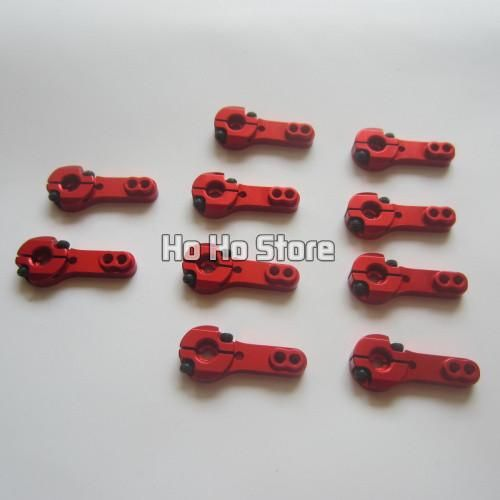 10pcs High Quality RC Tool 25T M3 Metal RC Servo Arm Horn for Futaba Savox Xcore HL HSP Power HD Servos