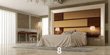 Macral Design. Hotel decor ideas - contemporary - headboards - miami - Macral design Corp
