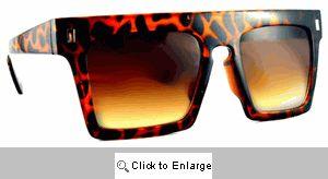 Tokin Retro Wayfarers Sunglasses - 389 Tortoise