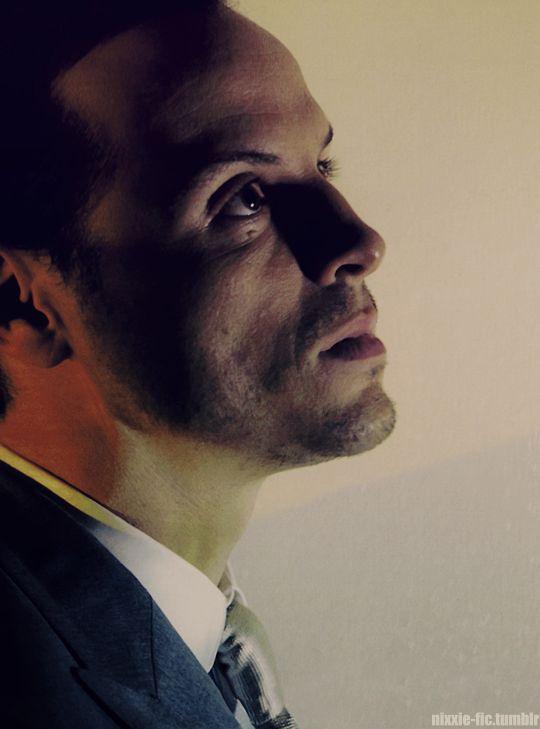Andrew Scott as Jim Moriarty