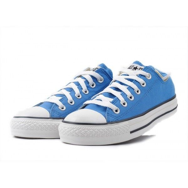 Converse Shoes Sky Blue Chuck Taylor All Star Classic Low