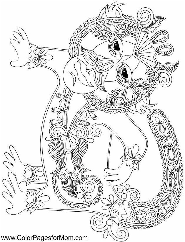 colorama coloring pages colored - photo#16