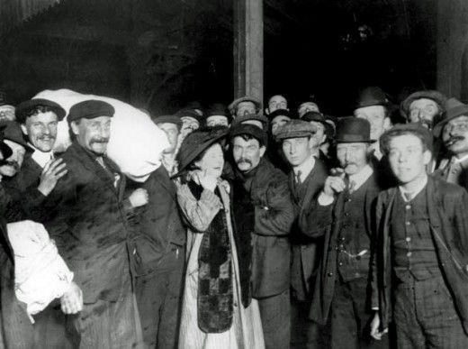 Titanic Survivors, 1912