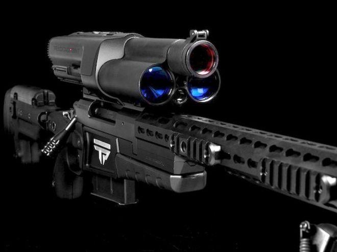Najcelniejszy karabin snajperski świata - Tech - WP.PL: Smart Rifles, Stuff, Laser Rangefind, Trackingpoint Rifles, Shoots, Weapons, Tactical Guns Firearms Snipers, High Tech, Snipers Rifles