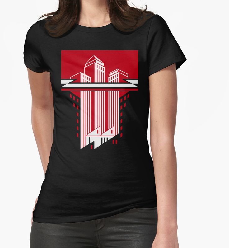 """Wolfenstein"" Womens Fitted T-Shirts by Remus Brailoiu 