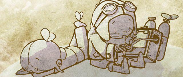 Galileo by Ghislain Avrillon. Court métrage de fin d'étude - Pivaut 2009.