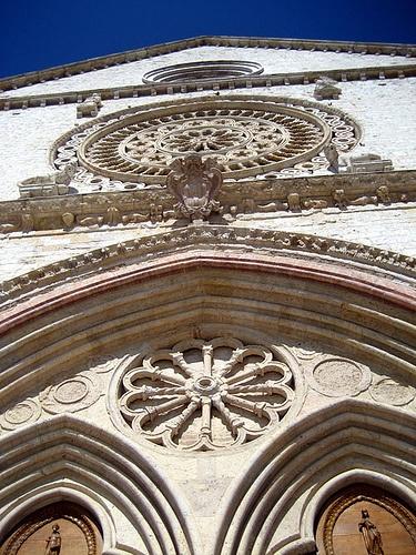 La Basilica di San. Francesco - Assisi