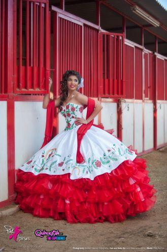 Quinceaneras Rancheras pictures in Pico Rivera Sports Arena