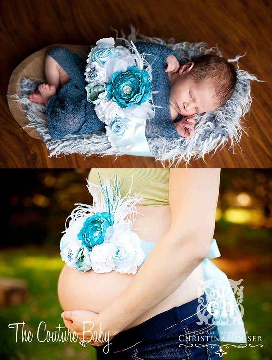 Maternity Pregnancy Photo- cute idea!