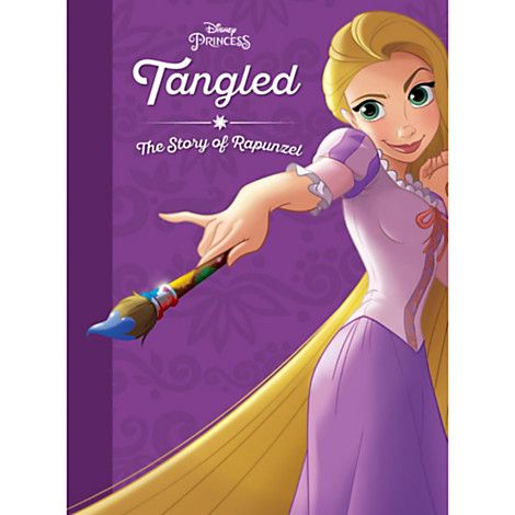 Tangled: The Story of Rapunzel Book | Disney Store