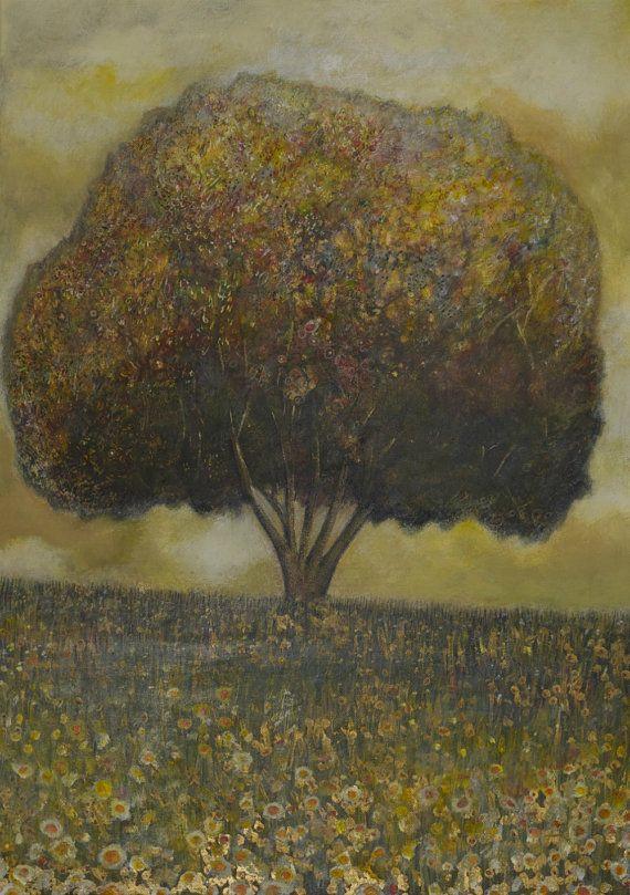 Original Painting Original Art Acrylic by AthinArtCreations