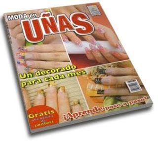 REVISTA: UÑAS UN DECORADO PARA CADA MES!!!!!