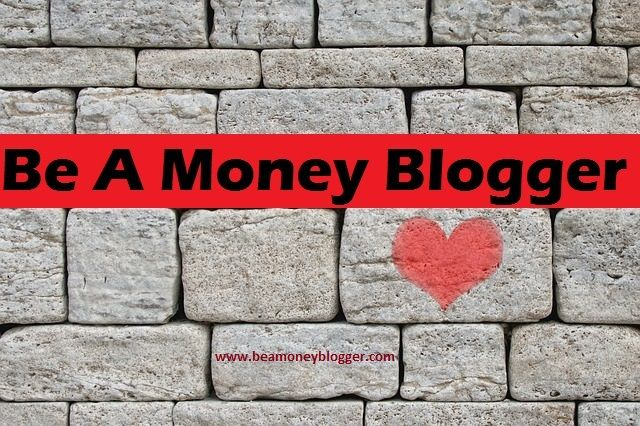You And Be A Money Blogger