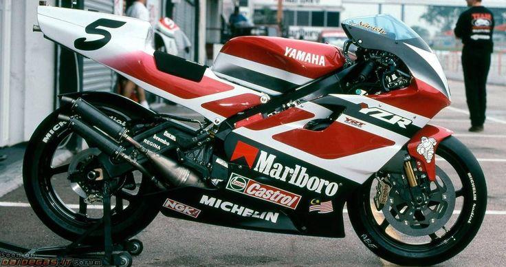 Yamaha YZR 500 ABE
