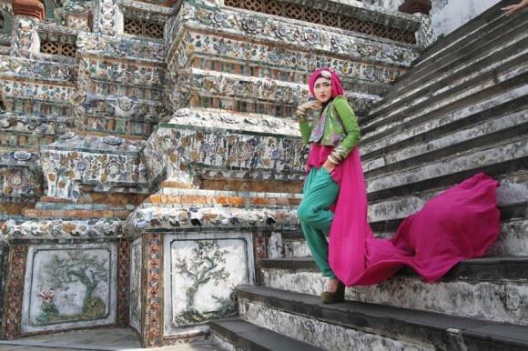 Glamorous in Bangkok | Dian Pelangi