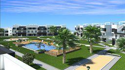 Afbeelding Oasis Beach X - Moderne woningen in El Raso met zwembad en jacuzzi Moderne woning 3 slaapkamers met ruim dakterras Afbeelding 1