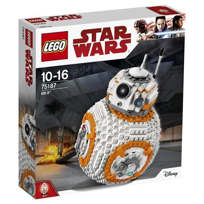 LEGO ® 75187 Star Wars bb-8 NEUF ET Neuf dans sa boîte