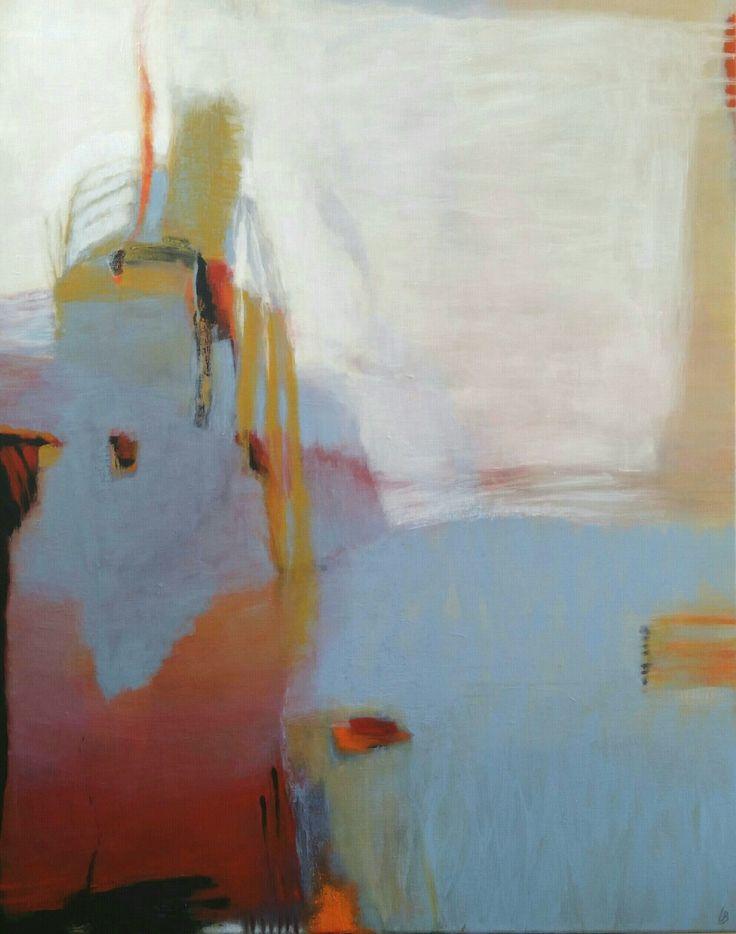 Into the Deep. By artist Leanne Buskermolen. #SOLD