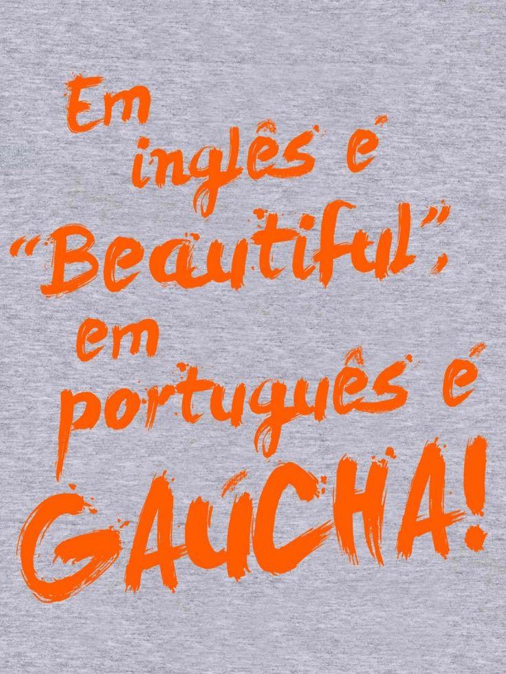 Camiseta Infantil Beautiful - Mescla - Trapo Tri