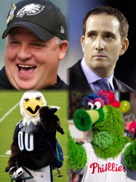 BREAKING NEWS: CHIP KELLY LOSES IT! TRADES HOWIE ROSEMAN