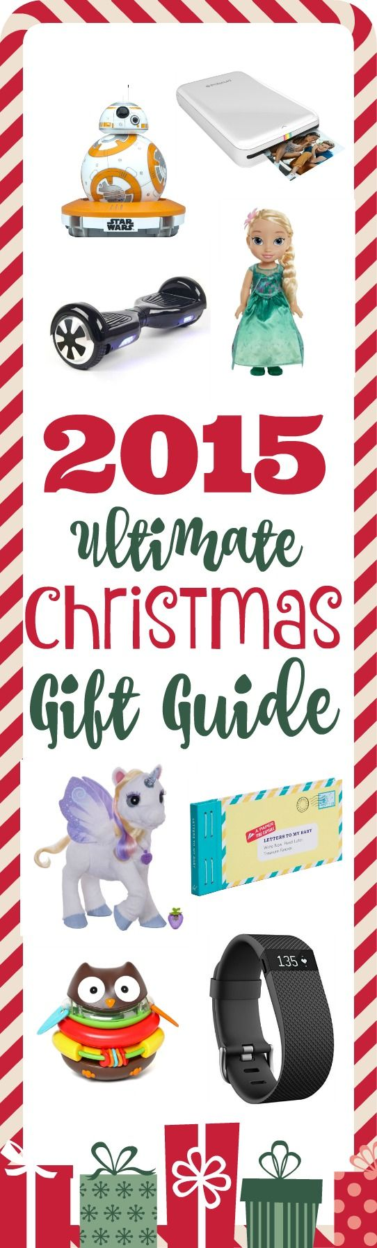 Most Popular Gifts This Christmas Part - 25: The Ultimate Christmas Gift Guide 2015