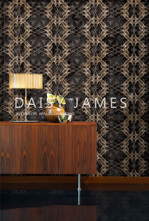 DAISY JAMES #interiorwallcovering #interior #Luxury