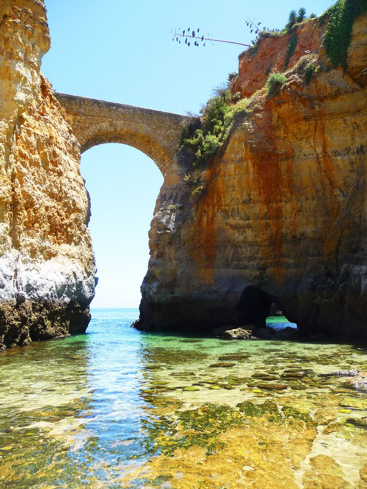 Playa de Lagos, Algarve. Portugal