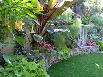 Garden Design On A Steep Slope Google Search The