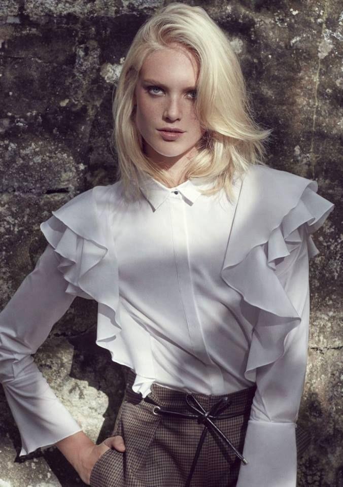 3e6f746c237e3 RE Armitage adlı kullanıcının YERLİ GİYİM MARKALARI panosundaki Pin |  Knitted coat, Ruffle blouse ve Fashion