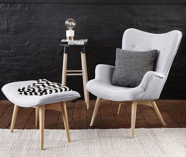 """Are acel """"ceva"""" acest fotoliu lounge, ce te cucereste cu detaliile, cu stilul, cu eleganta sa. Va fi cu siguranta in centrul atentiei oriunde l-ai amplasa!"""
