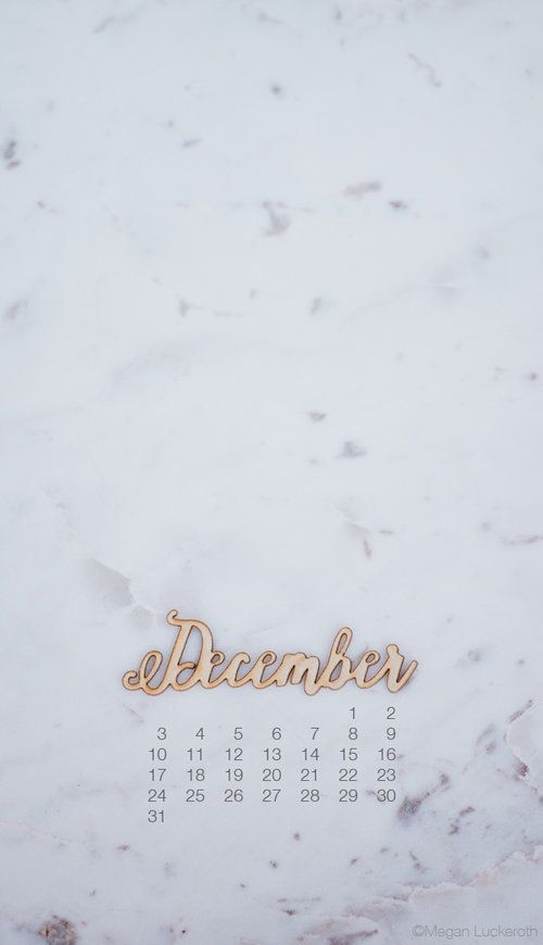 Free downloadable December iphone/mobile calendar and wallpapers!